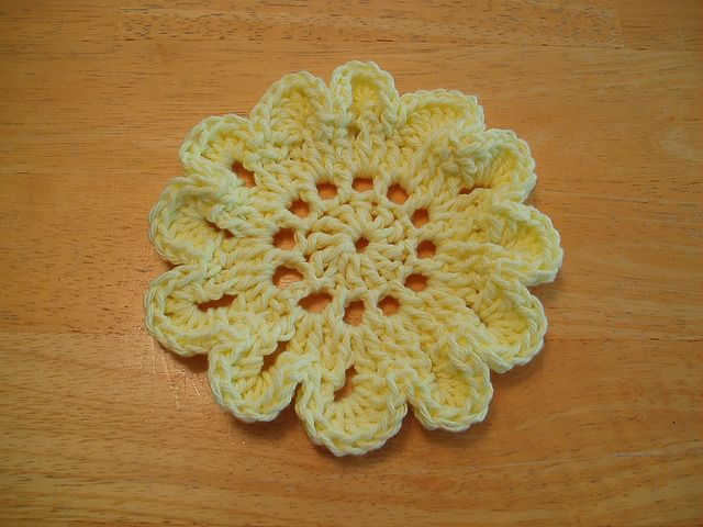 122 Best Crochet Japan Flowers Images On Pinterest Crocheted
