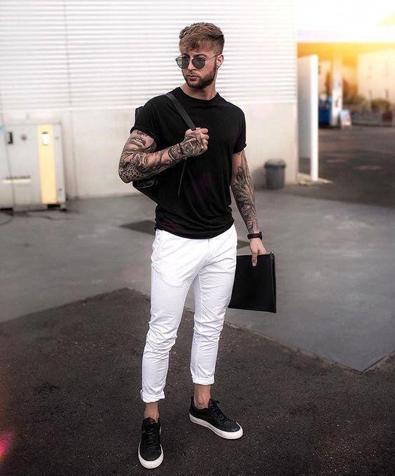 a26bf74cb 6 tendências masculinas verão 2019 - MODA SEM CENSURA   BLOG DE MODA  MASCULINA   estilo masculino 2019, roupa de homem 2019, tendencia masculina  2019, calça ...