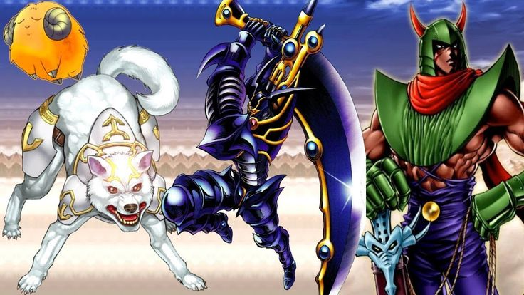 The Other Top Ten Yu-Gi-Oh Monster Card Backstories