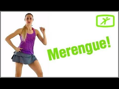 Aula de Merengue para fazer em Casa #3 - Nível Iniciante - Exercício em Casa - YouTube
