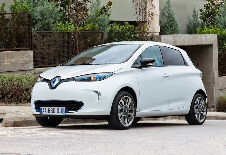 2015 Renault ZOE Gets More Range, Reduced Charging Time – Video, Photo Gallery - autoevolution