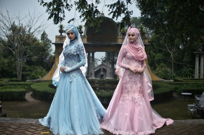 Laksmi Wedding Trend 2017 by LAKSMI - Kebaya Muslimah & Islamic Wedding Service - 007