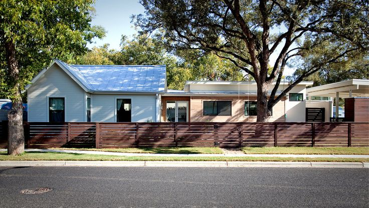 SOL in Austin TX: Old House, Mobiles Home, Manufactured Home, Sustainability Design, Development, House Ideas, Green House Sol Subdivis Texas, House In, Seam Roof