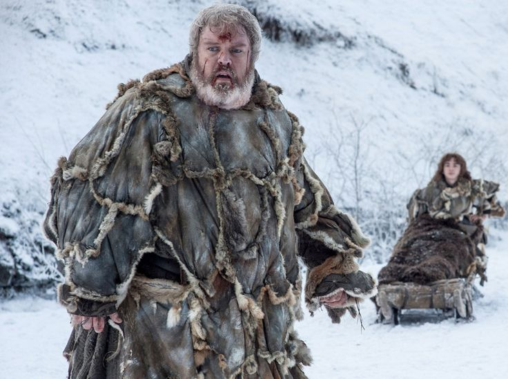 Hodor! Game of Thrones cast interviews with Kristian Nairn and Isaac Hempstead Wright