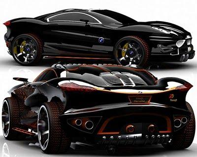 BMW Concept Car - BMW X9 Concept by Khalfi Oussama - Concept Cars Picture