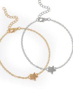 Bracelet fantaisie étoile
