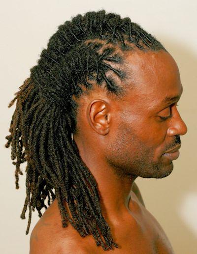 Surprising 1000 Ideas About Dreadlock Styles For Men On Pinterest Hairstyles For Men Maxibearus