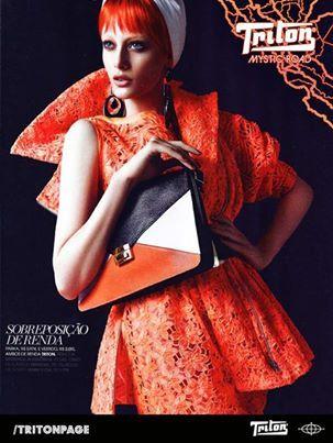 #Triton #fashion #Neon #lace #layers #mysticroad