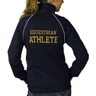 Equestrian Athlete Embroidered Jacket!! Ppleeasseeee