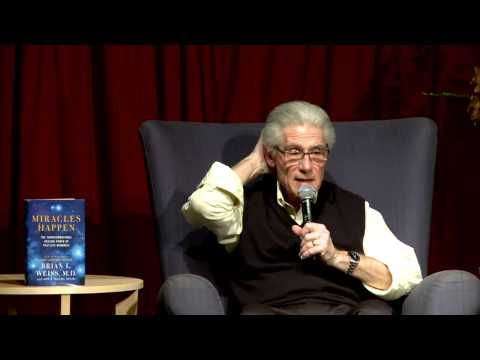 Brian Weiss: Past-Life Regression Session.  Don't know if it's real or imagination, but it was fascinating nonetheless.