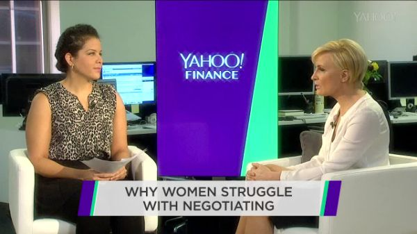 The biggest mistake women make at the negotiating table < stop apologizing!
