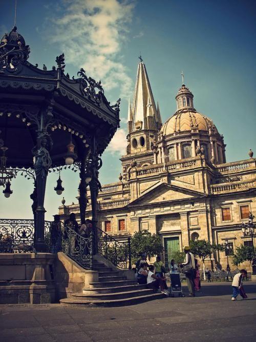 Guadelajara, Mexico - Catedral