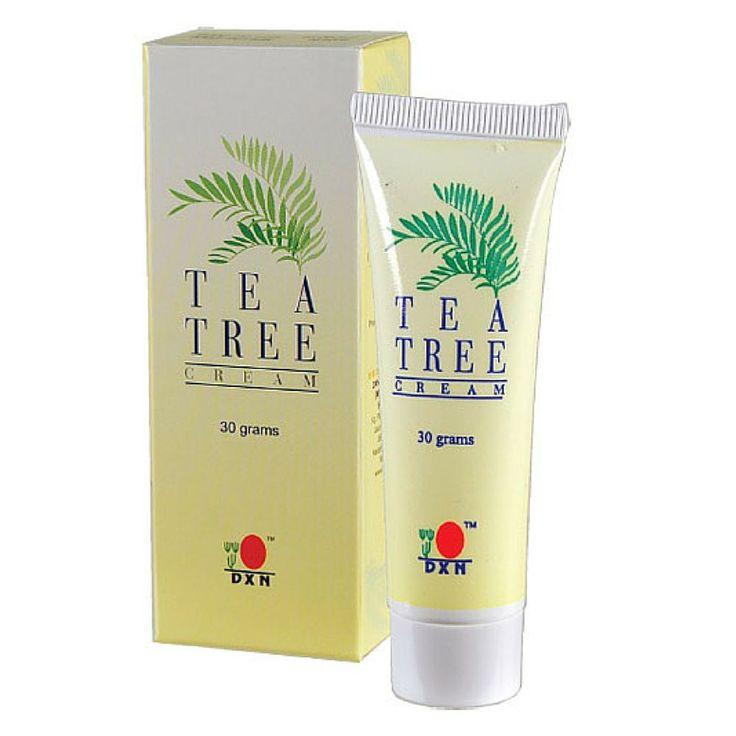 Tea Tree Cream 1x30g Antiseptic Natural First Aid Skin Hygiene   #TeaTreeCream