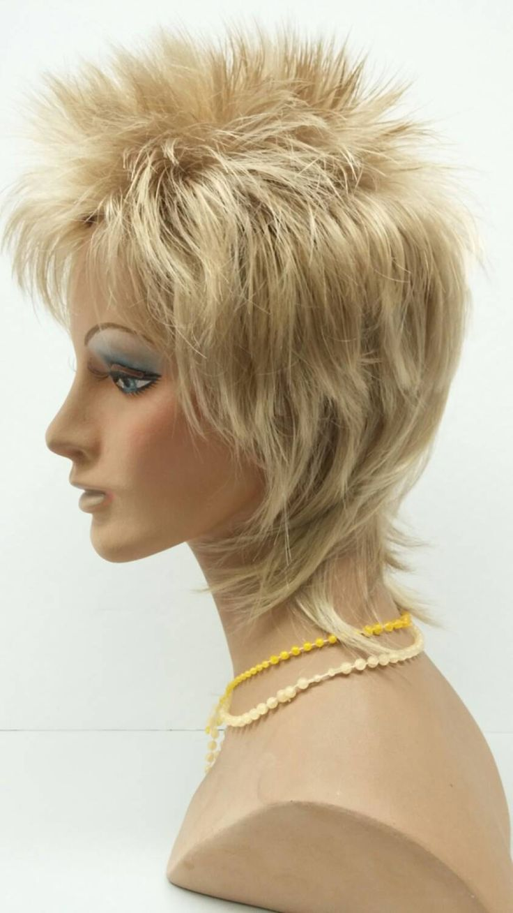 Dirty Blonde Rod Stewart Style Wig Rocker Wig 10 60 Rod