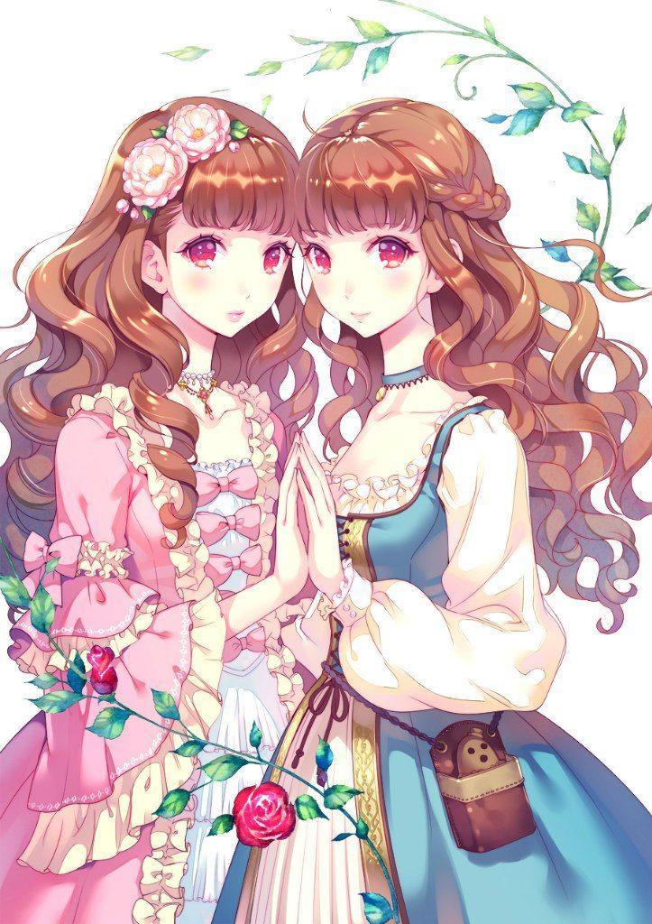Девушки близнецы – 58 фотографий