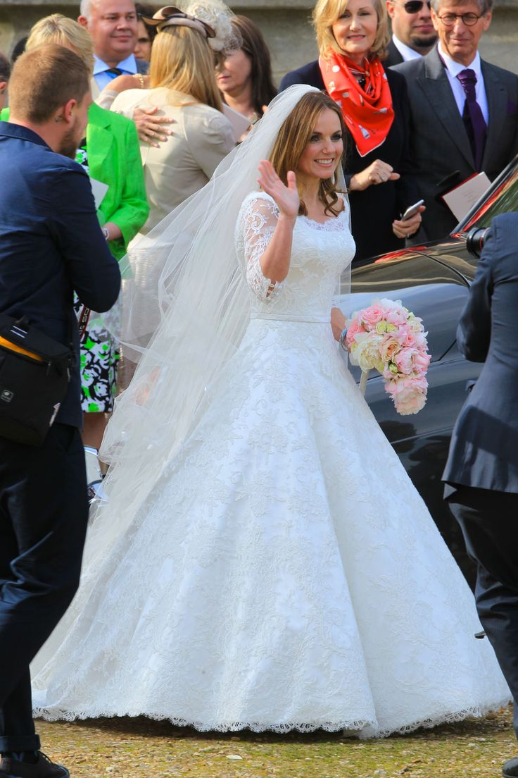 Kate upton 39 s valentino wedding dress is jaw droppingly for Dresses for girls wedding