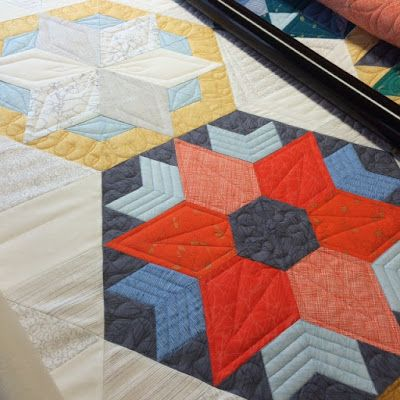 Quilting is more fun than Housework...: Ta Da! Park Bench Quilt Finish