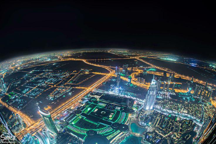 #Dubai dall'alto