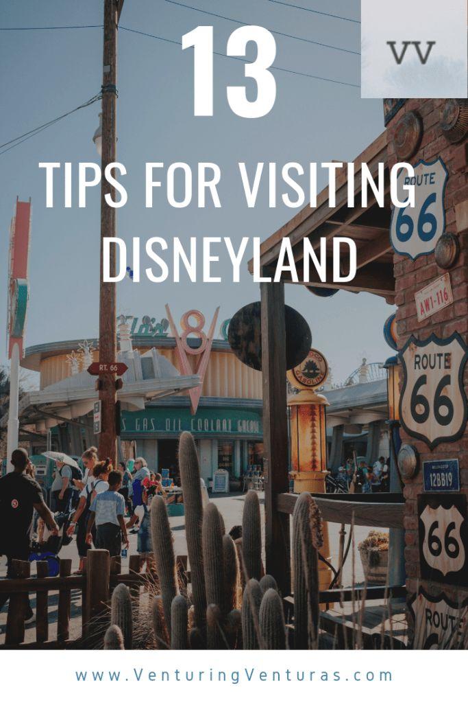 13 Tipps für Ihren Besuch in Disneyland – Venturing Venturas