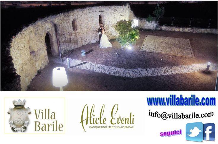 Villa Barile  Fanpage Facebook https://www.facebook.com/pages/Villa-Barile-Caltanissetta/1545251212405871  Twitter https://twitter.com/VillaBarile