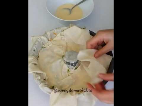 Kek Kalıbında Börek Tarifi - Denenmiş Tarifler