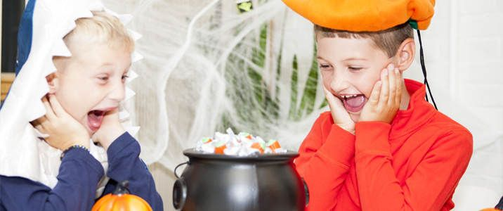 What's in the Recruiter's Halloween Goody Bag?