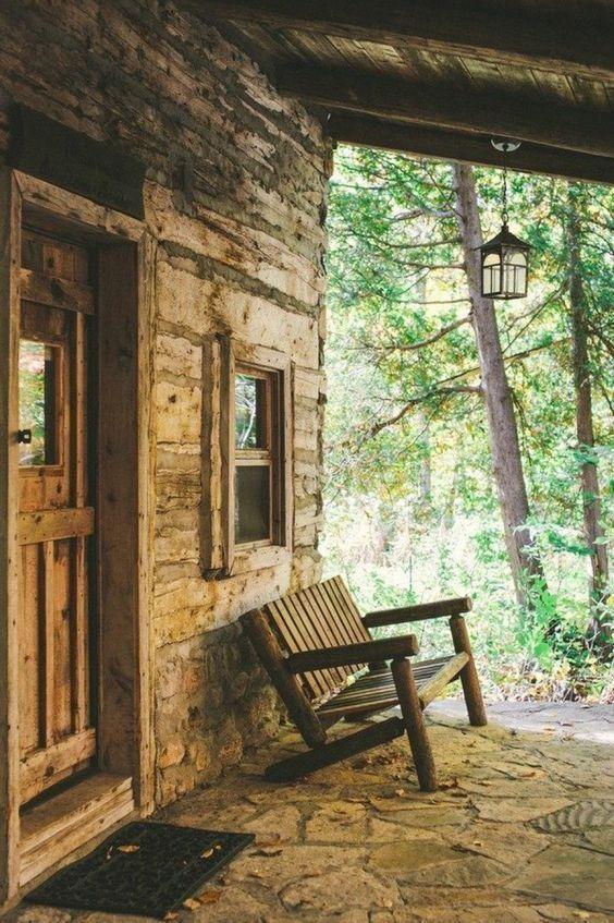 Oltre 25 fantastiche idee su veranda con camino su for Camino all aperto progetta i piani