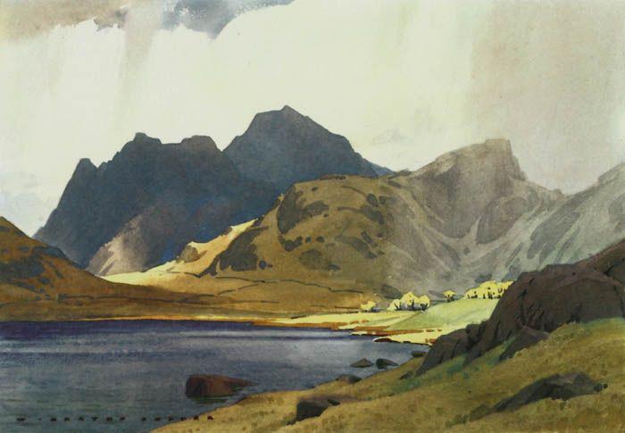 William Heaton Cooper, Langdale