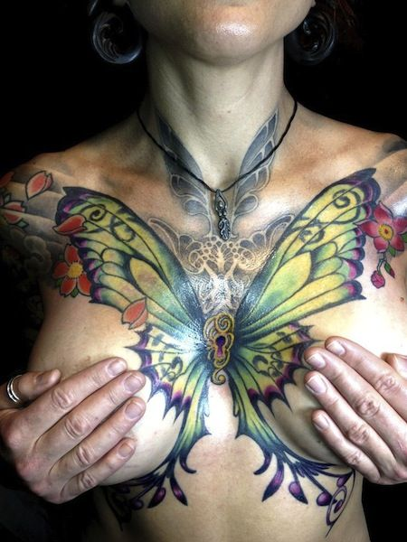 26 best cute ideas for chest tattoos images on pinterest for Minimalist tattoo artist austin