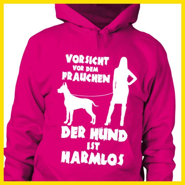 Unser Lustiges Hunde Sprüche Shirt / Hoodie Ist Das Ideale Geschenk Für  Hundehalter, Hundebesitzer, ...