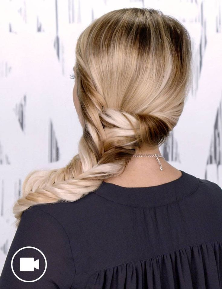 Looking for the perfect fun hairstyle for long hair? A fishtail braid is a chic hair trend for summer 2016. In this how to hair tutorial, beauty vlogger Sarah Nourse shows you how to get this hot hair trends in just a few easy steps.
