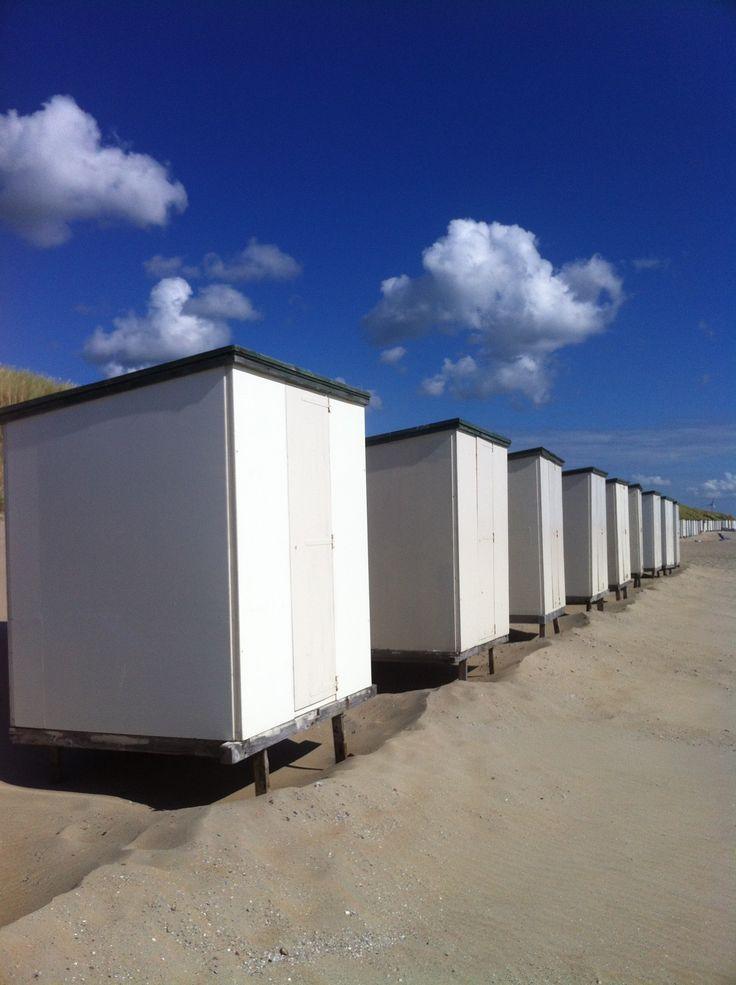 Strandhuisjes | Burgh-Haamstede | Zeeland | Ruiterplaat Vakanties | www.ruiterplaat.nl
