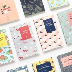 Learn more about the Un Jour De Reve Notebook!