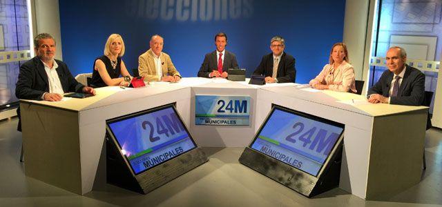 Hoy en el blog: Especial Elecciones Municipales en Onda Azul RTV Málaga