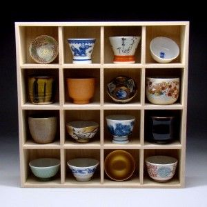Japanese Sake Cup Collection