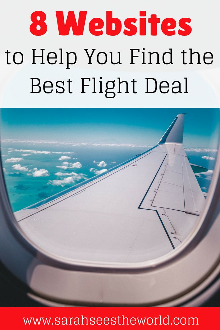 If you're looking to find the best flight deals, you'll want to check out these flight aggregators. I share my evaluation of 8 of the top flight aggregator sites so you can choose which one will find you the best travel deal. You'll DEFINITELY want to check this out and pin it to your travel board.