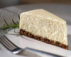 Classic refrigerator cheesecake recipe