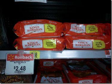 King's Hawaiian Rolls Just $1.48 at Walmart!