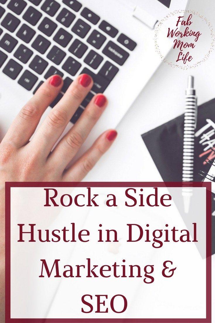 Rock a Side Hustle in Digital Marketing & SEO