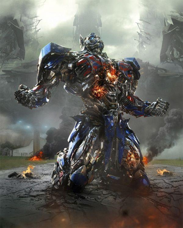 Transformers: Age of Extinction / Optimus Prime
