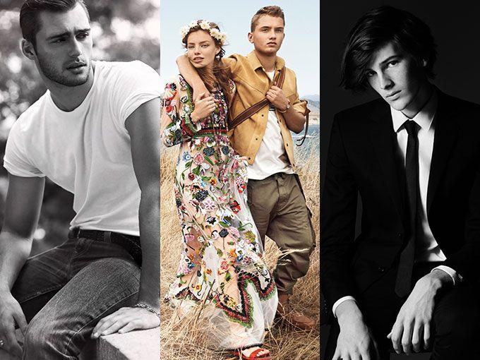 Modelos hijos de famosos