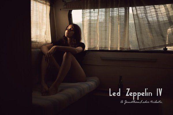 Led Zeppelin IV by Deborah Parcesepe, via Behance
