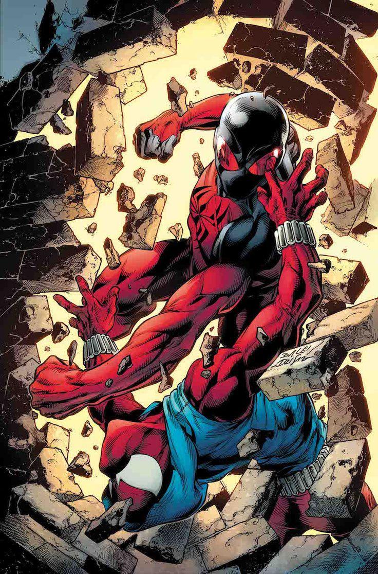 BEN REILLY: SCARLET SPIDER #6