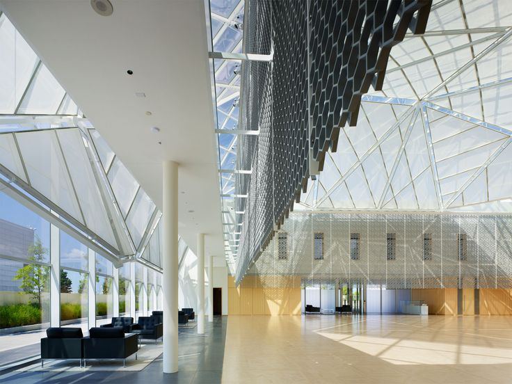 The Delegation of The Ismaili Imamat by Maki and Associates with Moriyama & Teshima Architects, Ottawa