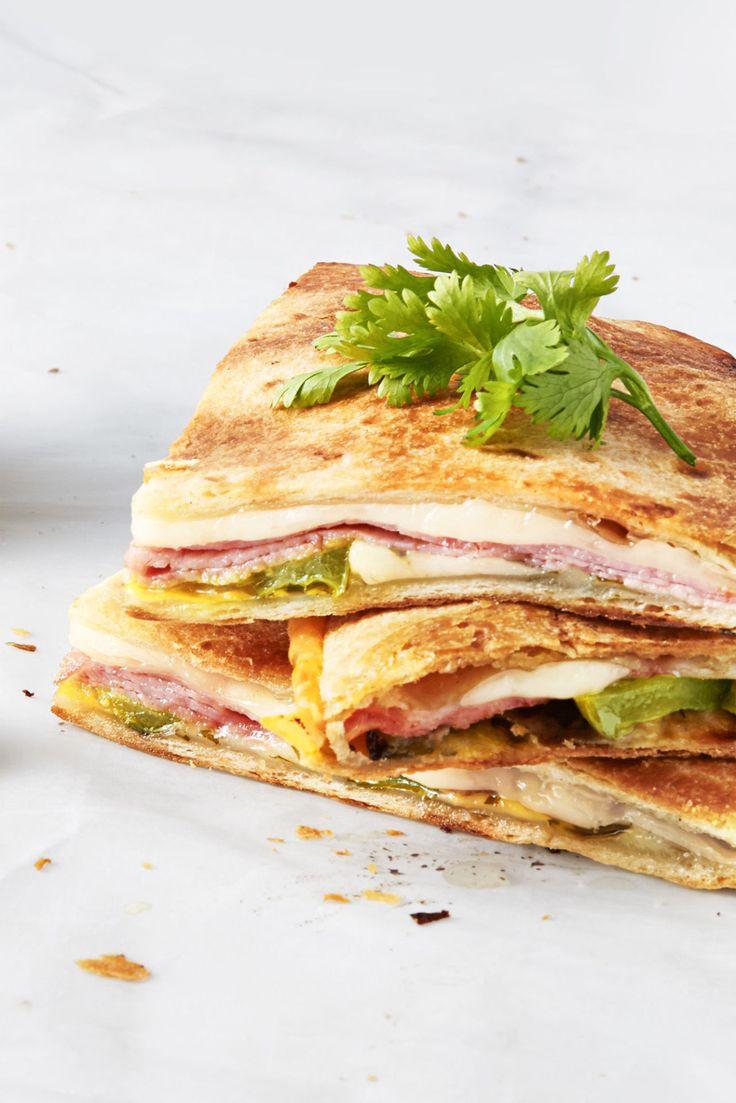 Flatbread Cubano Sandwiches - GoodHousekeeping.com