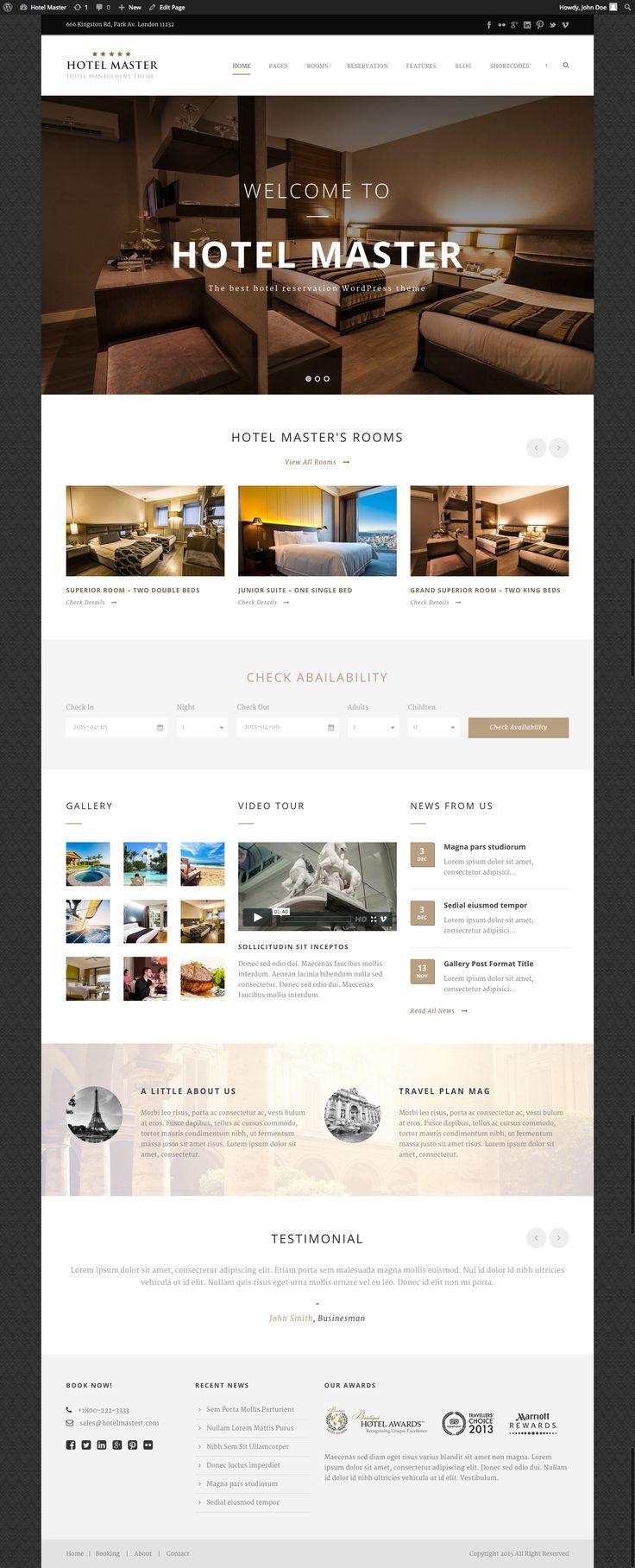 Hotel Master Hotel & Hostel Booking WordPress Theme - Download theme here : http://themeforest.net/item/hotel-master-hotel-hostel-booking-wordpress-theme/11032879?ref=pxcr