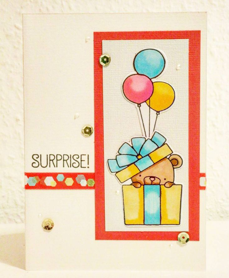 "12 mentions J'aime, 1 commentaires - Tatiana C. Geneva (@clerc_de_lune) sur Instagram : ""#clercdelune #cartescreatives #surprise #birthday #bear #balloon #gift #cards"""