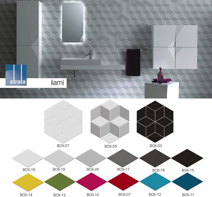geometric tiles, Im in LOVE with!