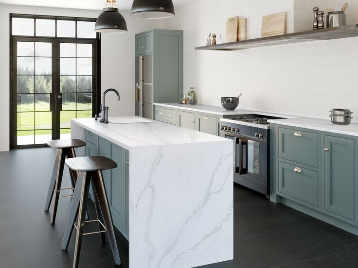 The new Eternal range from Cosentino is available to order from us this is the beautiful Calacatta Gold