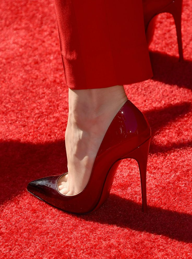 Rachel McAdams pumps | Celebrities in high heels ...